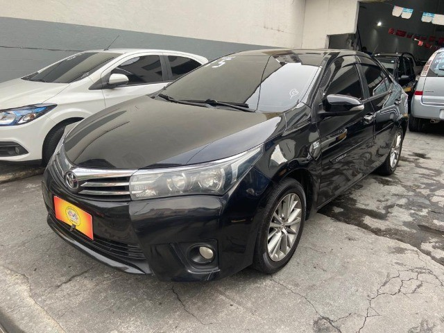 Toyota Corolla XEi 2.0 Aut + couro + gnv + multimídia - Valor real sem pegadinhas! - Foto 3