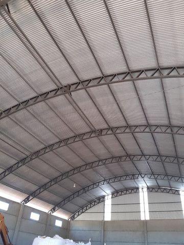 Pavilhão Armazém para Grãos 20 x 40m x 6,00m Pé Direito - Foto 15