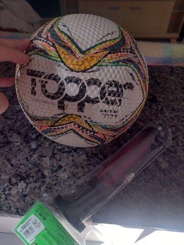 Bola de Futsal Topper Samba TD1  - Foto 4