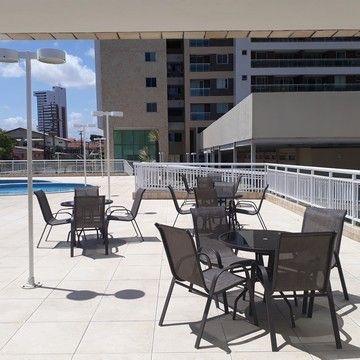 Ótimo apartamento no bairro de fátima, com 3 quartos sendo 2 suítes, armarios, blindex nos - Foto 4