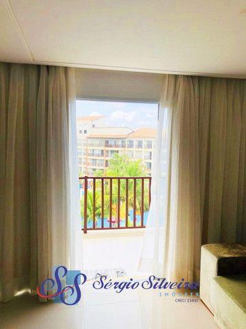 Apartamento no Porto das Dunas vista mar com 3 quartos pé na areia Beach living  - Foto 10