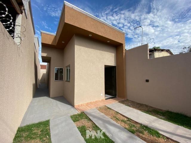 Casa à venda, 1 quarto, 1 suíte, 1 vaga, Jardim Montevidéu - Campo Grande/MS