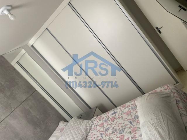 Apartamento com 2 dormitórios à venda, 50 m² por R$ 280.000 - Vila Mercês - Carapicuíba/SP - Foto 4