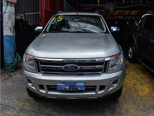 Ford Ranger 2.5 limited 4x2 cd 16v flex 4p manual - Foto 2