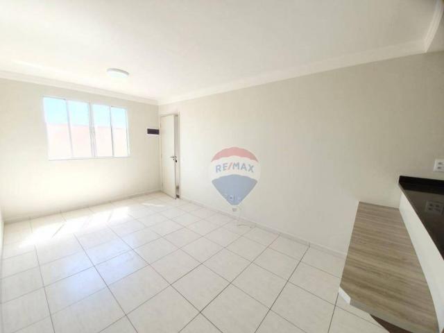 Apartamento com 2 dormitórios para alugar, 65 m² por R$ 1.296,00/mês - Jardim Bertioga - V - Foto 3