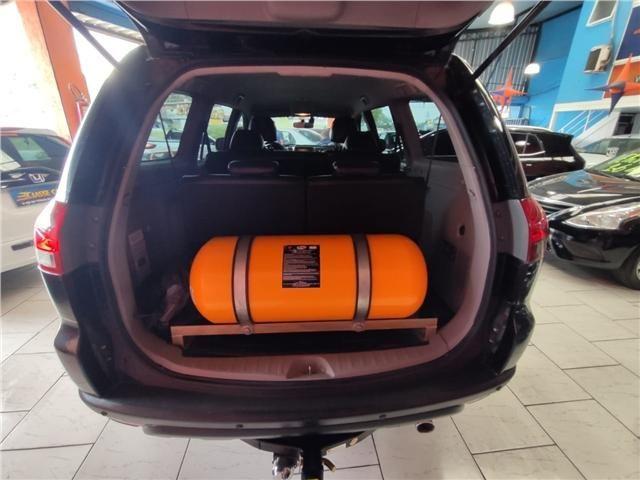 Mitsubishi Pajero 3.5 hpe 4x4 7 lugares v6 24v flex 4p automático - Foto 12