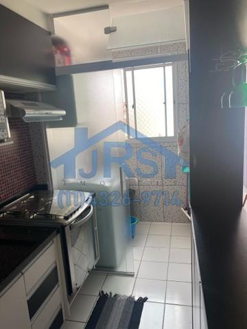 Apartamento com 2 dormitórios à venda, 50 m² por R$ 280.000 - Vila Mercês - Carapicuíba/SP - Foto 3