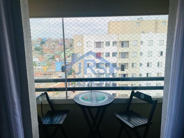 Apartamento com 2 dormitórios à venda, 50 m² por R$ 280.000 - Vila Mercês - Carapicuíba/SP - Foto 7