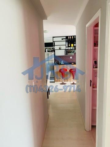 Apartamento com 2 dormitórios à venda, 50 m² por R$ 280.000 - Vila Mercês - Carapicuíba/SP - Foto 6