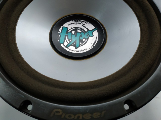 Subwoofer Pioneer Carrozzeria Hyper Ts-wx3000a Made In Japan raro - Foto 8