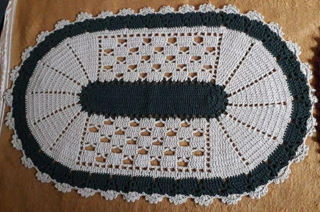 Tapetes de crochê novos( Miguelópolis) - Foto 2