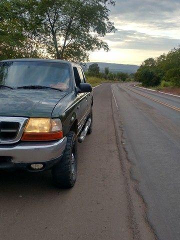 Ranger 2001 XLT 2.5 turbo diesel completa dok 2021 - Foto 10