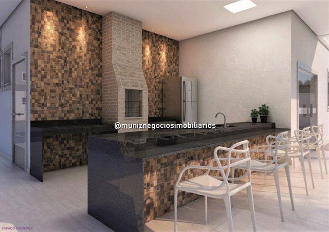 6R Lindo apartamento 2 quartos , salão de festa ,partir de 130 mil! - Foto 3