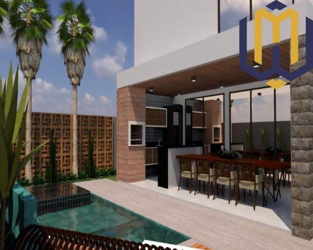 Casa em Construção em condomínio fechado de Maracanaú - Foto 3