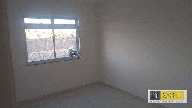 Apartamento com 2 dormitórios para alugar por R$ 750,00/mês - Agua Limpa - Volta Redonda/R - Foto 2