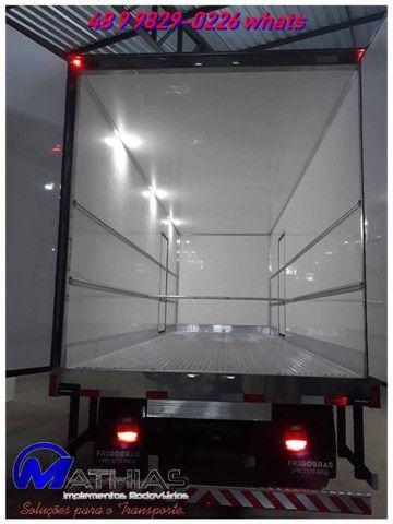 camara frigorifica de todos os tamanhos para todos os tipos de caminhoes  - Foto 3