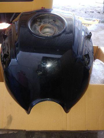 Tanque de combustível da Versys 650 2011 - Foto 5