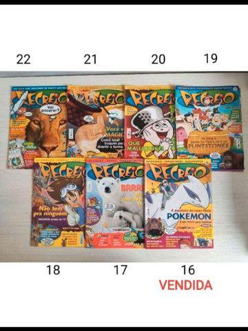 revista recreio colecionadores primeiras edições - Foto 3