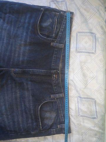 Calvin Klein Jeans Plus size 48 Masculina lindíssima. - Foto 6