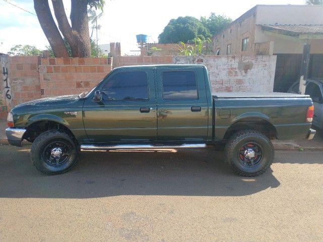 Ranger 2001 XLT 2.5 turbo diesel completa dok 2021