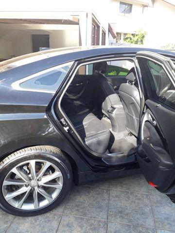 Venda de um automóvel Hyundai azera preto. - Foto 4