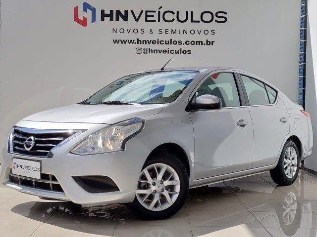 Nissan Versa SV 1.6 CVT 2018  Ziro 81 98764.7679 (Whatsapp)