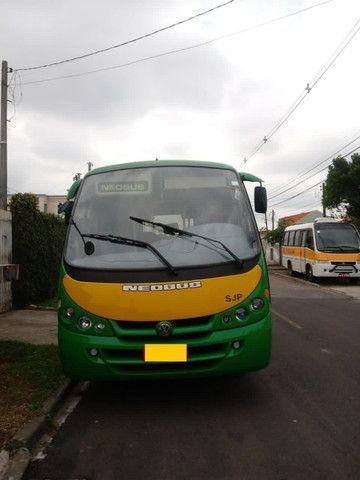 Micro ônibus Neobus WV 2002 - Foto 2