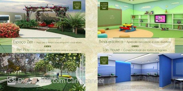 Apartamento Pronto, possui 78 metros quadrados com 3 quartos em Jardim Europa - Cuiabá - M - Foto 3