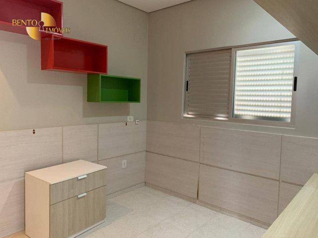 Casa com 4 dormitórios à venda por R$ 570.000,00 - Jardim Aeroporto - Várzea Grande/MT - Foto 5