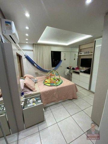Apartamento no Espaço Catalunya com 3 dormitórios à venda, 105 m² por R$ 675.000 - Varjota - Foto 11