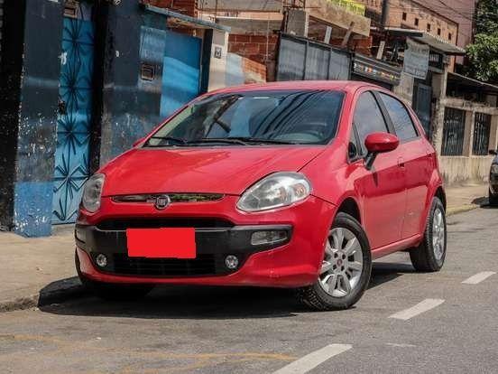 Fiat Punto 1.4 Attactive 8V Flex 4P Manual FEIRÃO