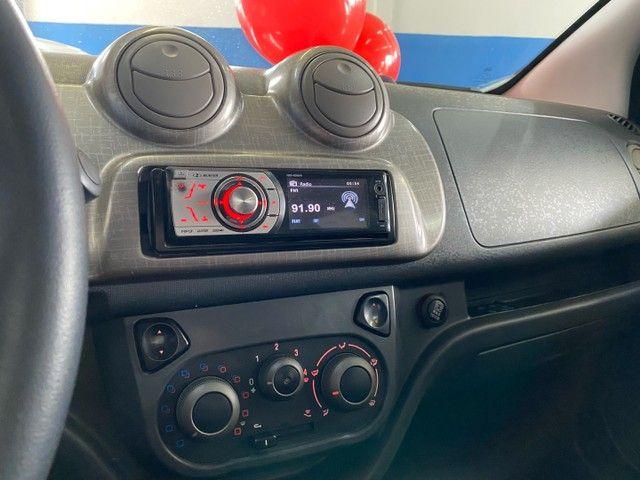 Fiat uno 1.0 way completo placa i  * 70.000 km impecável  - Foto 10