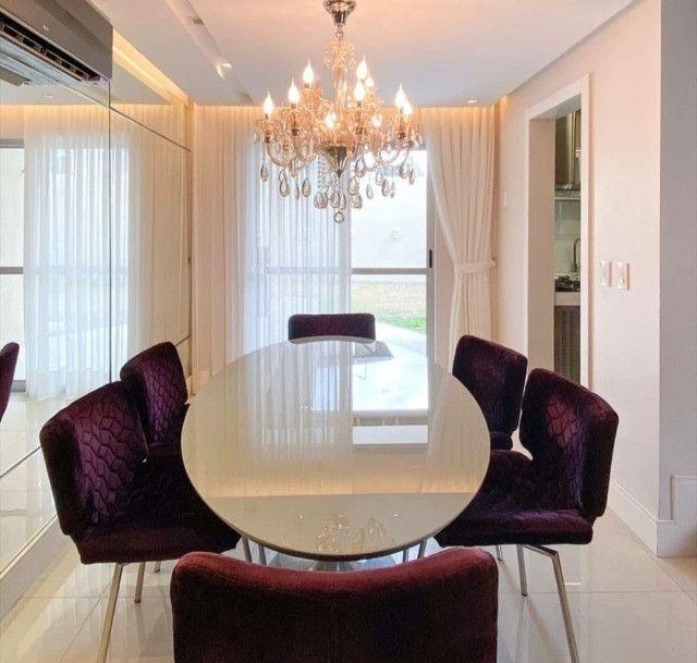 Casa em condominio fechado com 3 quartos  mobilia e lazer completo no Eusebio. - Foto 4