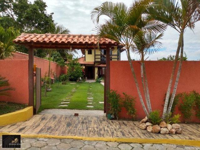 Vendo duplex com vista privilegiada para lagoa em condomínio, piscina, churrasqueira - Foto 2