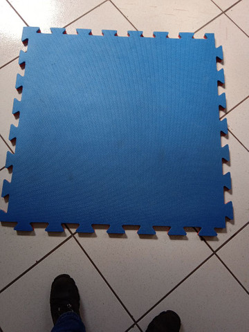 Tatame bicolor 22 mm 1x1 mt