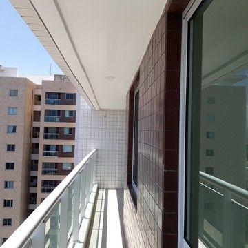 Ótimo apartamento no bairro de fátima, com 3 quartos sendo 2 suítes, armarios, blindex nos - Foto 18
