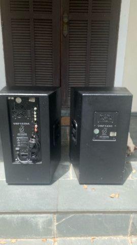 Par de caixas ativas ATTACK VRF1230A - Foto 5