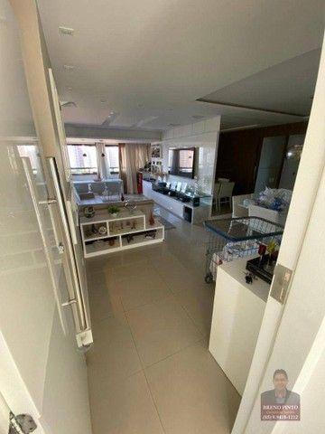 Apartamento no Espaço Catalunya com 3 dormitórios à venda, 105 m² por R$ 675.000 - Varjota - Foto 2