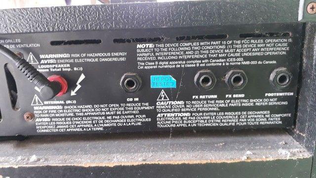 Amplificador de Guitarra Marshall MG 50 DFX - Foto 2