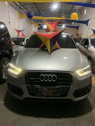 Audi Q3 4x4 2015/2015 C/ Teto Panoramico - Foto 2