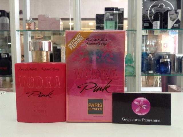 Perfume Vodka Pink edt 100ml
