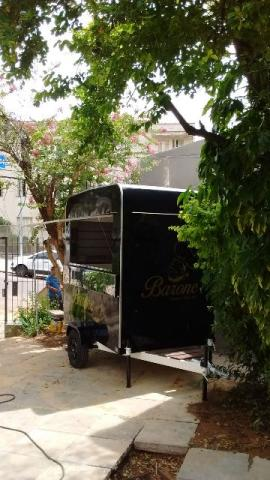 FOOD TRUCK TRAILLER COMPLETO
