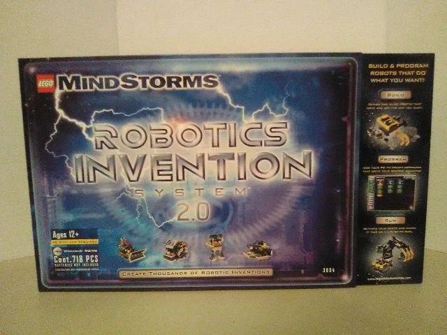 Kit robótico pedagógico lego mindstorms rcx