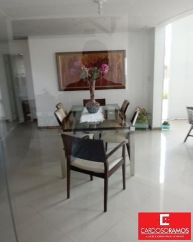 Casa de condomínio para alugar com 4 dormitórios em Busca vida, Camaçari cod:CA00335 - Foto 11