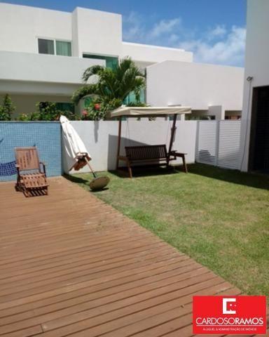 Casa de condomínio para alugar com 4 dormitórios em Busca vida, Camaçari cod:CA00335 - Foto 14