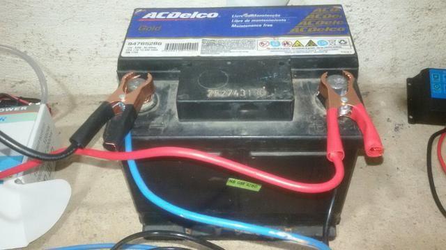 Bateria 45 amper R$ 120