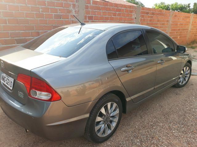 Honda Civic Lxl Automático 2010 Meu Zap 62 991474285 Formos Go