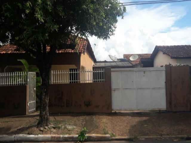 Casa à venda com 3 dormitórios em Cpa ii, Cuiabá cod:CA00121