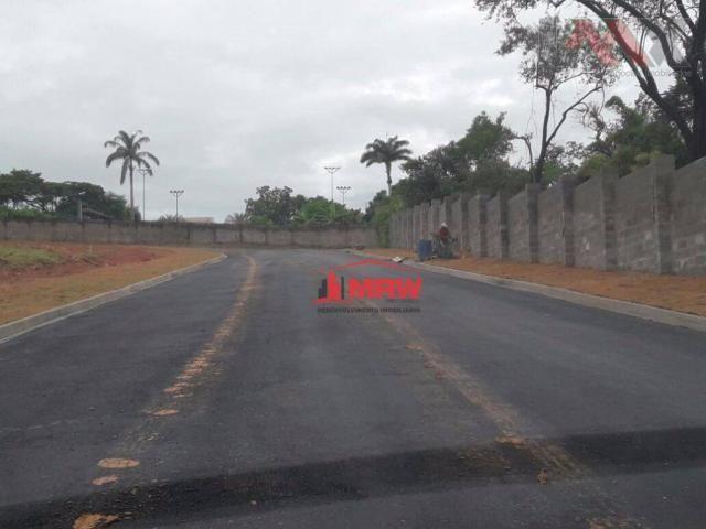 Terreno à venda, 788 m² por r$ 649.402 - condomínio bouganville - sorocaba/sp - Foto 4