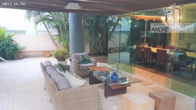 Casa em condomínio para venda em salvador, alphaville i, 4 dormitórios, 4 suítes, 2 banhei - Foto 6